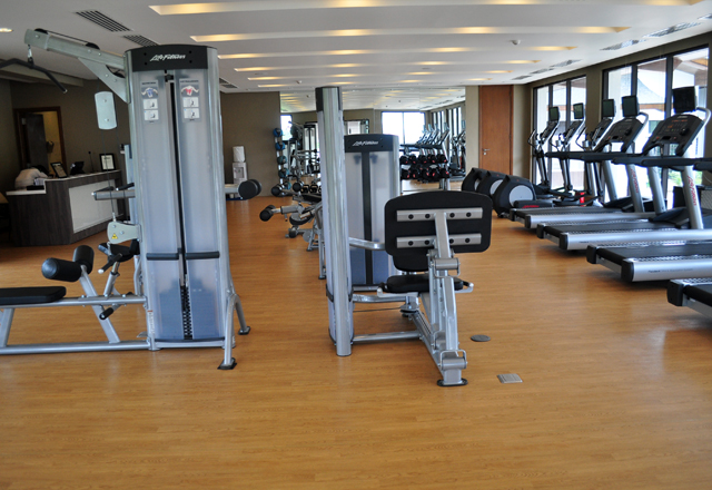 Golf & Sports Club - Gym & Fitness Area