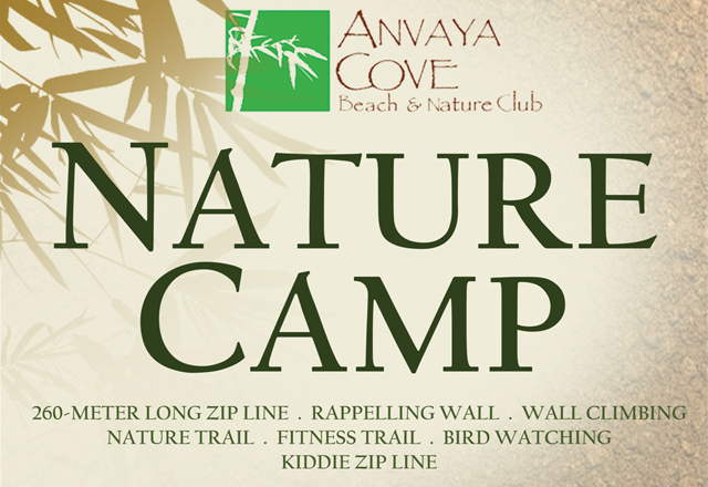 Anvaya Cove – Nature Camp