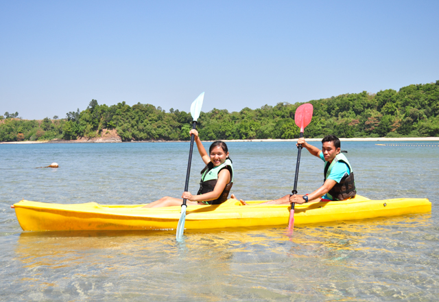 Anvaya Cove – Water Sports
